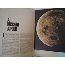 Revista Luxo O Homem Na Lua C/ Disco De Vinil Original 1969