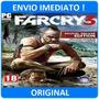 Far Cry 3 Deluxe Edition, Português, Steam ! Promoção ! Pc