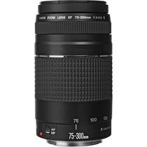 Lente Zoom Telefoto - Canon Ef 75-300mm F/4-5.6 Iii Objetiva
