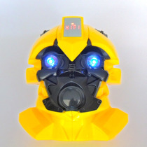 Radio Transformers Caixa De Som Fm / Sd / Pen Drive / Aux