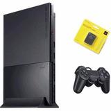Playstation 2 Slim Ps2 Destravado 100% 12x ( Semi Nv )