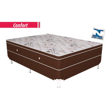 Conjunto Box Completo Newsonno Confort Molas Ensacadas 1380x