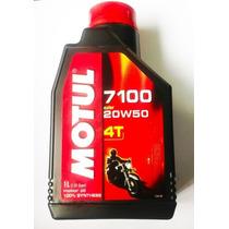 Oleo Motul 7100 (20w 50) Sintético