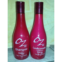 Kit Shampoo E Condicionador Oz Up! 300ml Pós Progressiva Goz