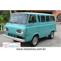 Ford Falcon 1965 Van Scooby Doo