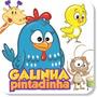 Kit 15 Adesivo De Parede Galinha Pintadinha - Frete Grátis