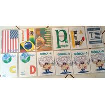 Dvd Matérias Escolares - Aulas [ Enem E Vestibular ]