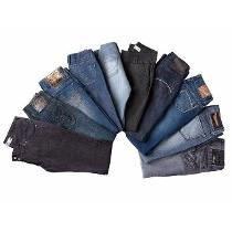 Lote 10 Calças Jeans Revenda Roupas Usadas