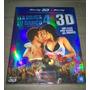 Blu-ray Ela Dança Eu Danço 4 3d + 2d (luva Metalizada)