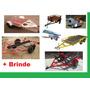 7 Projetos Carretinha Fazendinha Trucada Moto Barco Trailler