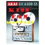 Manual Técnico / Esquemas / Manual Operação Akai Gx-630d-ss