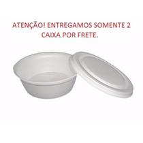 Marmitex De Isopor Darnel N°9 - 1200ml Caixa C/100 Unidades