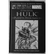 Planeta Hulk Parte 1 Salvat Capa Dura Novo