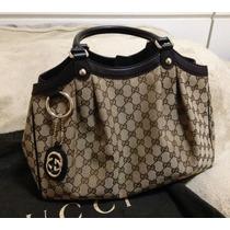 Bolsa Gucci Sukey Medium Original Com Certificado Importada