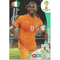 Adrenalyn Xl 2014 Star Player Drogba Word Cup 2014