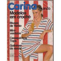 Artesanato - Carina Burda Modelos Em Crochê E 549