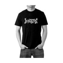 Camiseta Incantation
