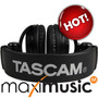 Fone Tascam Th-02 Melhor Q Hd202 Ath-m20 Sr850 K141 K99 K66