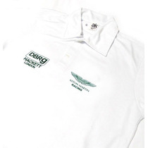 Camisa Pólo Dry Fit - Aston Martin Racing Team - Es124