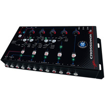 Crossover Jfa X5 Eletronico Digital De 5 Vias
