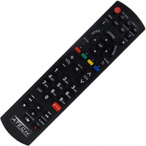 Controle Remoto Tv Led Panasonic Tc-50as60 Tc-39as600b Viera