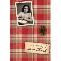 O Diário De Anne Frank - Edição Capa Dura Encadernado