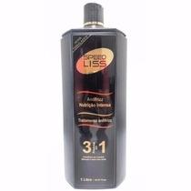 Escova Progressiva Speed Liss 3 Em 1 (nova Embalagem) 1 L