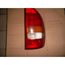 Lanterna Traseira Corsa 4 Porta Pick-up 95/02 Bicolor