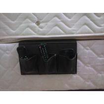 Bandeja-estera Flexível Com Porta Controle Para Cama Box .