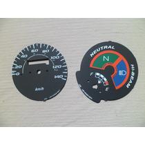 Mostrador De Velocímetro Da Moto Cg 150