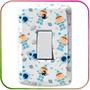Infantil, Criança, Bebê - Adesivos Para Espelho De Tomada