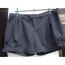 Shorts Da M. Officer C/ Elastano Tam M