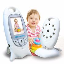 Babá Eletrônica Baby Monitor Digital Bebê Visão Noturna Mod2