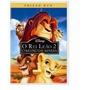 Dvd Disney - O Rei Leão 2 O Reino De Simba