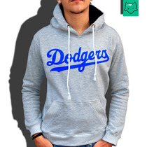 Blusas De Moletom Masculinas New York, Dodgers, Ny La Nfl