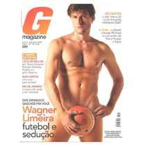 G Magazine Ed.123-dez\2007-wagner-como Nova!