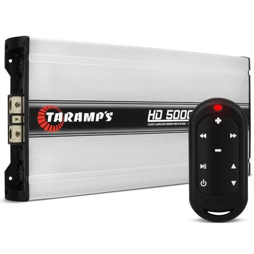 Modulo Taramps Hd 5000 + Controle Longa Distancia 300 Metros