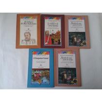 Livro Antigo Serie Reencontro Editora Scipione