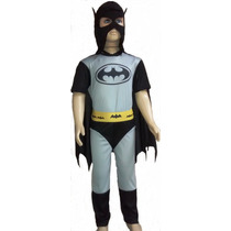 Fantasia Infantil Do Batman (p,m,g) Frete Gratis
