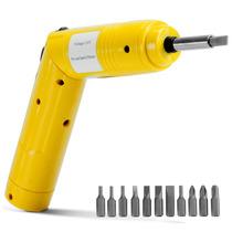 Parafusadeira Elétrica Bi-volt 110/220v Sem Fio 11 Pontas