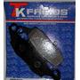 Pastilha De Freio Kit Completo Gsx-750f Ano 98 A 09 2-d 1-t