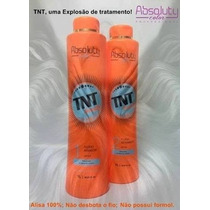 Tnt Absoluty Beauty Progressiva S/ Formol 3 Passos + Frete