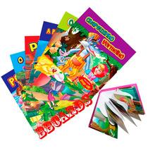 Livro Coleção Um Conto Pop-up Cinderela Sereia Bambi Avulso