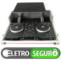 Case Para Controlador Hercules Dj Air + Plus Com Plataforma