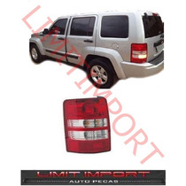 Lanterna Cherokee Sport Lado Esquerdo 08 09 10 11 12 2013