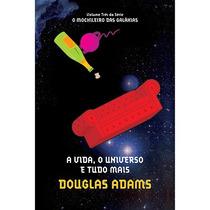 Livro A Vida ,o Universo E Tudo Mais Volume3 Frete Grátis Me