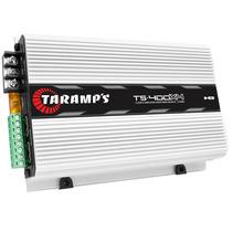 Módulo Taramps Ts400x4 Power Digital Com 4 Canais E 2 Ohms