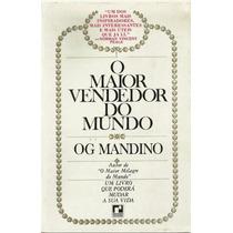 934 Lvr- Livro 1968- O Maior Vendedor Do Mundo- Og Mandino