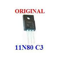 P11n80c3 - P 11n80c3 - 11n80c3 - Transistor Original !!!!!