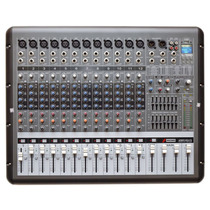 Fg Mesa Arcano Amplificada Armr12-fx 1300 Watts Equalizador